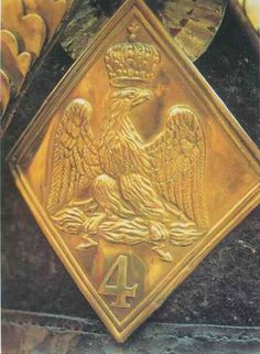 le 4e régiment d'infanterie de ligne de 1796 à 1815