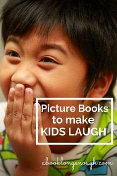 Check out my favorite humorous picture books and enjoy some laughs with a child you love!