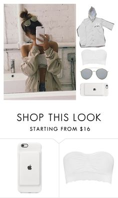 """""""💛 ♡ ☁️"""" by aglookbook ❤ liked on Polyvore featuring M&S"""