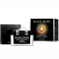 Dead Sea Sea of Spa Black Pearl Neck and Decollete Mask