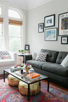 Living room by sherrie