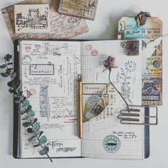 Keeping an art journal or scrapbook. Ideas and inspiration for travel journaling 5,000 Scrapbook Titles & Quotes, including words, sayings, phrases, captions, & idea's.