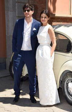 Marta Torné y su boda vintage