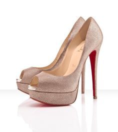 Christian Louboutin Lady Peep 150mm [PUMPS069] - $215.10 : Discounted Christian Louboutin,Jimmy Choo,Valentino Shoes Online store