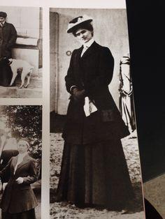 Coco Chanel (1912) #CocoChanel Visit espritdegabrielle.com | L'héritage de Coco Chanel #espritdegabrielle