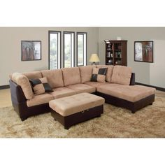 sc 1 st  Pinterest : gregory sectional - Sectionals, Sofas & Couches