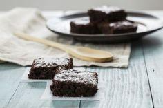 Brownies con 3 ingredientes