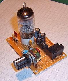 Tube Cricket Guitar Amp