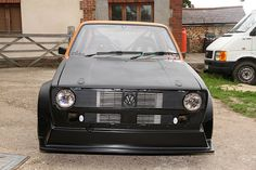 Page 3 of 5 - Caddy, Quattro BAM - posted in Readers Rides.: That roll cage looks awesome! Vw Caddy Mk1, Volkswagen Golf Mk1, Golf 1, Roll Cage, Car Stuff, Rabbits, Cars And Motorcycles, Garage, Racing
