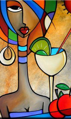 Pinturs tipo Dalí