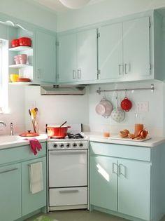 Good idea for little kitchen