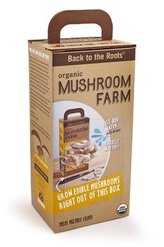 Natural and Organic Deals for this week including a really fun family activity for kids to grow your own oyster mushrooms in 10 days! | 5DollarDinners.com