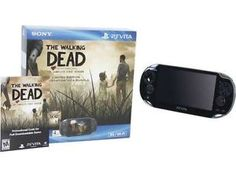 PlayStation Vita The Walking Dead Bundle for $179.99 (orig. $199.99)