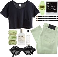 """""""☀ Summer's in Paris ☀"""" by runway-dreamer ❤ liked on Polyvore"""