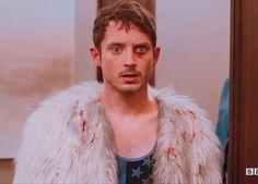 Elijah Wood as Todd Brotzman - Dirk Gently's Holistic Detective Agency
