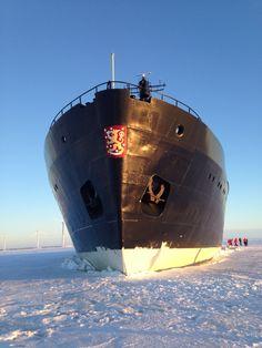 Sampo icebreaker