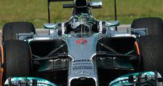 2014 Malaysia GP Practice Two: Nico Rosberg ahead for Mercedes but rivals impress too | Malaysian Grand Prix | Sky Sports Formula 1