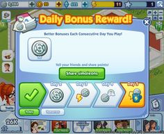Sims Online - UI Video Games