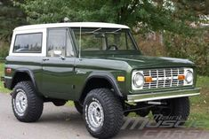 Classic Bronco, Classic Ford Broncos, Ford Classic Cars, Classic Trucks, Old Ford Bronco, Early Bronco, Bronco Truck, Pick Up, Old Fords