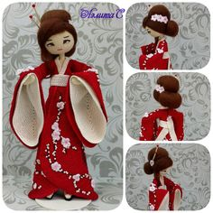 VK is the largest European social network with more than 100 million active users. Holiday Crochet Patterns, Crochet Dolls Free Patterns, Crochet Doll Pattern, Doll Patterns, Amigurumi Patterns, Cute Crochet, Crochet Crafts, Crochet Projects, Knit Crochet
