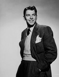 Ronald Reagan C. 1942