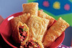 Kijk wat een lekker recept ik heb gevonden op Allerhande! Mexicaanse loempia's