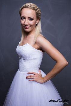 wedding dress, tulle dress, white dress, bride, tulle bride, wedding, white tulle, tulle skirt, short wedding dress