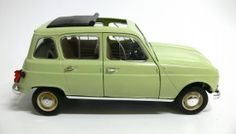 Solido Renault 4L 1964