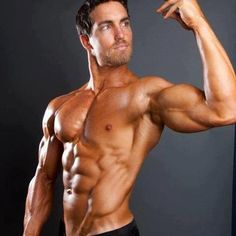 Derek Tresize, Vegan Bodybuilder.  Nope, he is not on steroids, ladies!  just eating and exercising right!  You are what you eat.