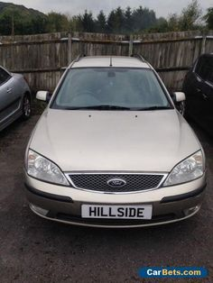 Ford Mondeo - Spares or repair #ford #mondeo #forsale #unitedkingdom