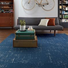 Carpet Tile Patterns Add A Fun Burst Of Shapes And Colors
