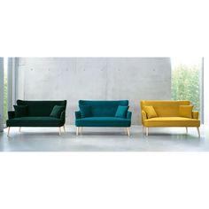 Mix-and-match furniture & decor Vintage Sofa, Outdoor Sofa, Outdoor Furniture, Living Room Arrangements, Velvet Sofa, Style Vintage, Comfort Zone, Love Seat, Architecture Design