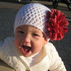 Crocheted baby hats http://arbillabasia.wix.com/basiashatfactory