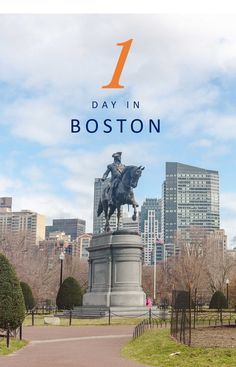 Boston in one day