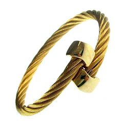 cable bracelets for women | ... Cheap Stainless Steel Jewelry Rope Bangles For Women ,#CY0018