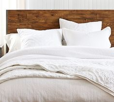Bring plush style and comfort to the bedroom with cozy bedding from Pottery Barn. Find quality down comforters and duvet covers in stylish colors and patterns. Ruffle Duvet, Linen Duvet, Duvet Bedding, Cotton Duvet, Bedding Sets, King Comforter, Twilight, Organic Duvet Covers, Bedding Basics