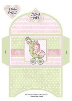 This money wallet goes with my 'Baby Girl Buggy' mini kit ..... please see the…
