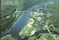 Tionesta, PA, our favorite hidden corner of western Pennsylvania!!
