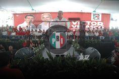Political rally PRI//Mitin Politico PRI Contraluz Producciones