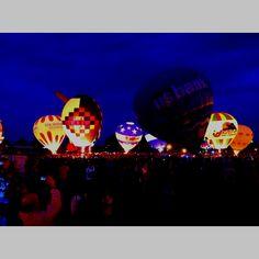 Louisville Balloon Glow 2012!!