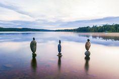 Balancing stones | by Jonna Jinton