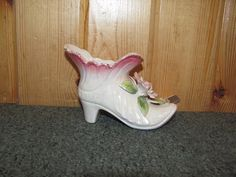 Vintage Norcrest Porcelain Boot by DesignsbyCappenollie on Etsy