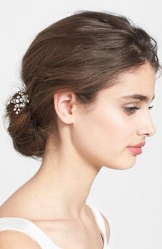 Wedding Belles New York 'Poppy' Hair Pin available at #Nordstrom