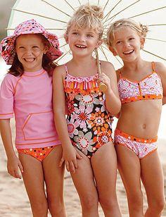 #hannaandersson swimwear - darling!