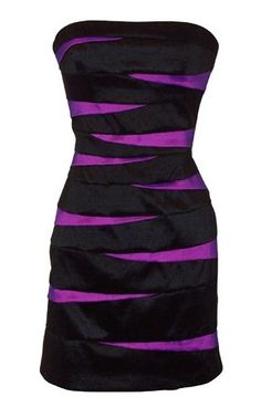 Amazon Strapless Bandage Mini Tube Dress Prom Party Cocktail Formal Gown