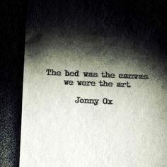Jonny Ox #quote @lilyslibrary