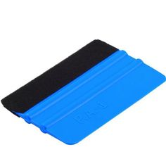 BU-Bauty Car Squeegee Decal Vinyl Plastic Wrap Applicator Soft Felt for Edge Scraper Car Care Tool