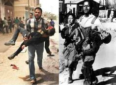 Race discrimination throughout history persecution of jews and apartheid