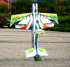 Tech One RC 4 Channel Tempo EPP ARF Version Plane kit