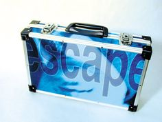 Flucht-Koffer Suitcase, Suitcases